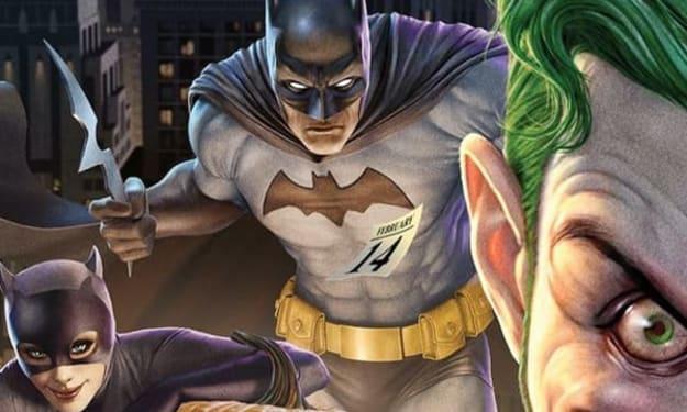 Batman: The Long Halloween Part 1 & 2