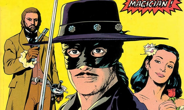 Zorro: New World #2