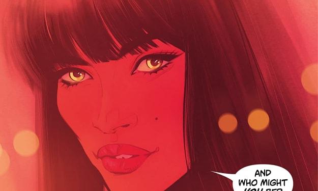 Wonder Girl #3