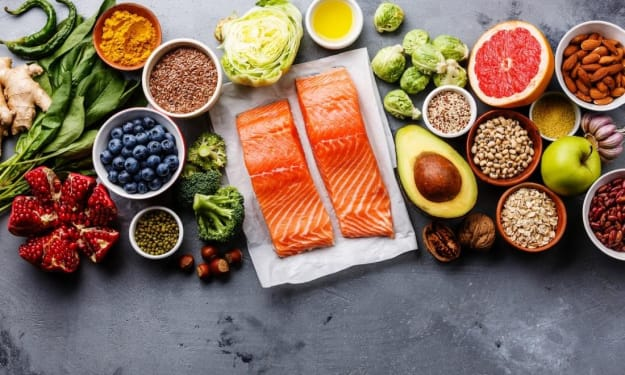 Types Of Food With Maximum Nutrients In India - Full Guide