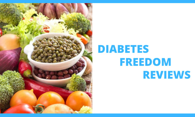 Diabetes Freedom Reviews - Does It Work? Legit Or Scam?