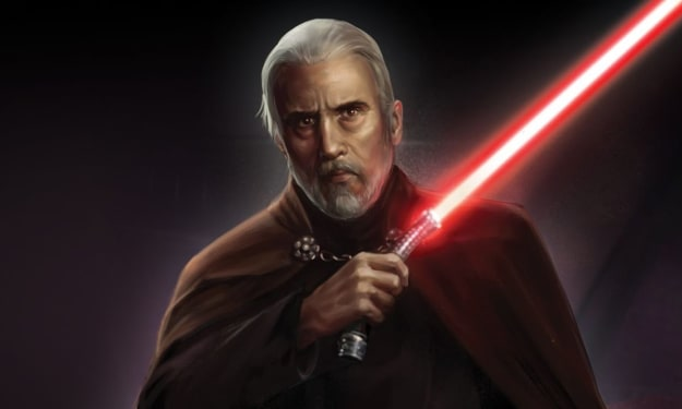 What Dooku Thought The Plan For Him Was