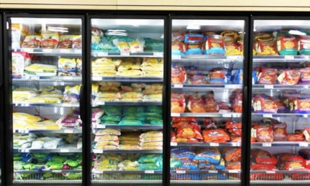 Things You Must Know About Frozen Food Packaging