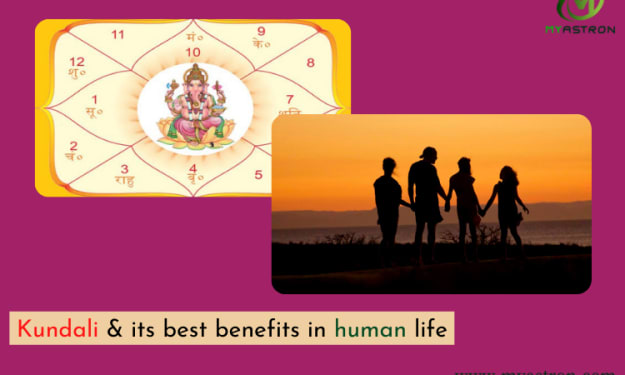 Kundali & its best benefits in human life