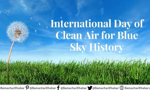 International Day Of Clean Air For Blue Skies 2021: Theme, History, Facts And National Clean Air Program