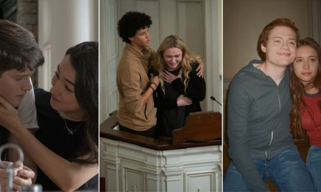 The Society: 5 Unhealthy Relationships (& 5 That Fans Absolutely Loved)