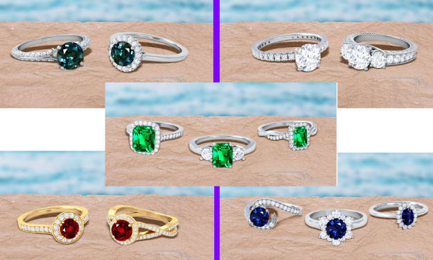 Top 5 Engagement Ring Trends in the United States