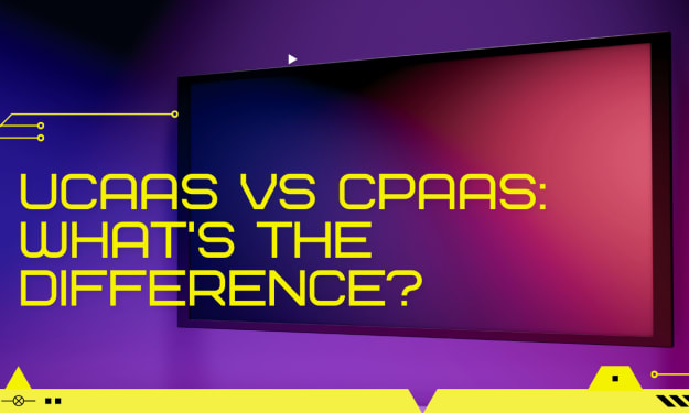 UCaaS vs CPaaS: What's the Difference?