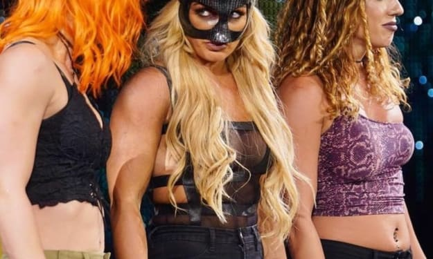 My Thoughts (So Far) on Mandy Rose's Heel Turn and Her Faction