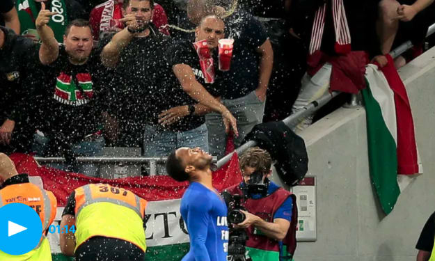Racial Abuse at World Cup Qualifier Points to Deeper Societal Problems
