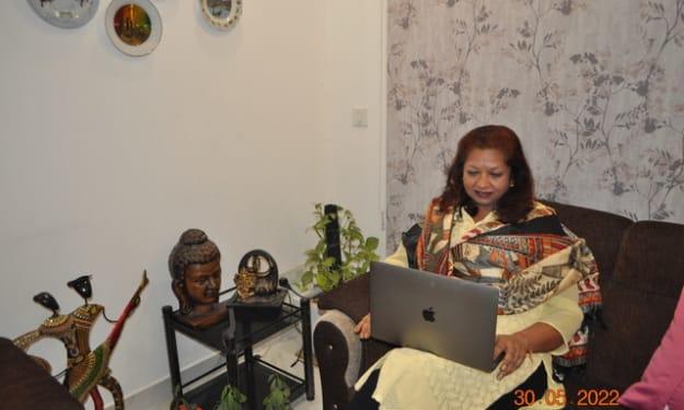 My Journey as an Author – Kanika Saxena