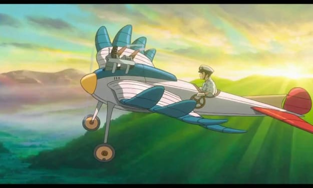 The Wind Rises: Miyazaki's Magnum Opus