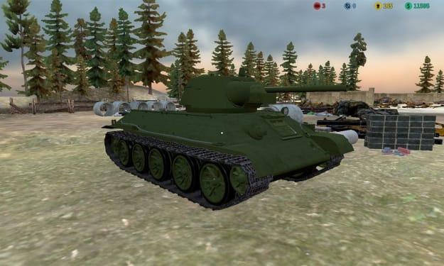REVIEW: Tank Mechanic Simulator