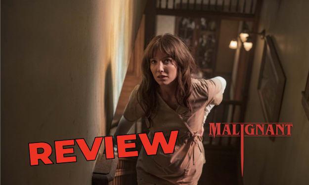'Malignant' Review—Bold Unpredictable Horror