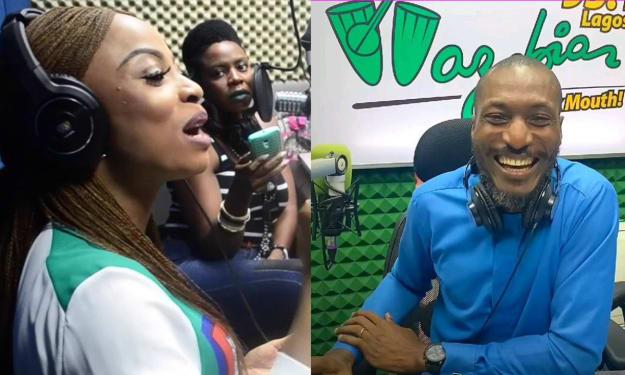 Toke Makinwa Reveals How Rich Radio Presenters Are