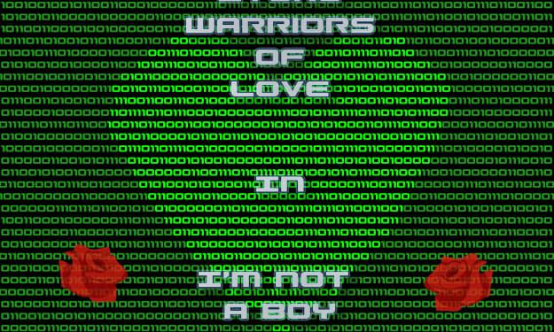 Lyoko Warriors of Love in I'm not a boy(a Code Lyoko fanfic)
