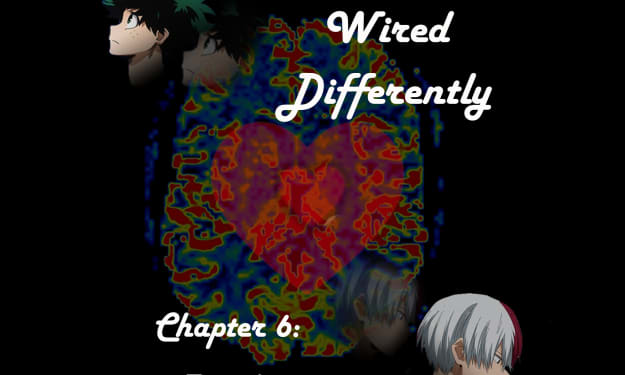 Wired Differently (a My Hero Academia tododeku fanfic) Chapter 6: Tanaka-san