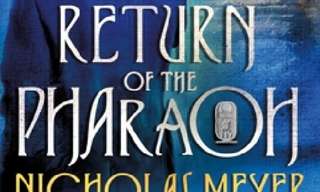 Book Review: The Return of the Pharaoh