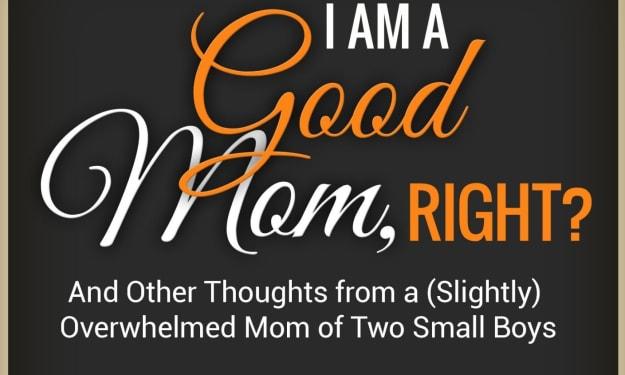 Needing Mom (When You Are a Mom)