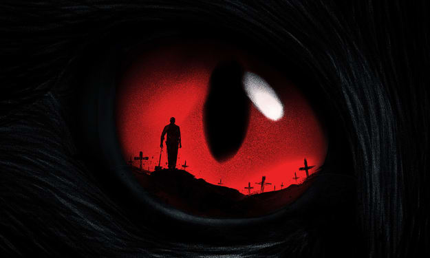 """Book Review: """"Pet Sematary"""" by Stephen King"""
