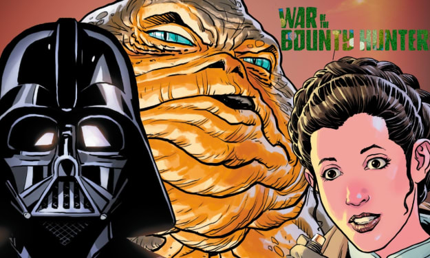 'War Of The Bounty Hunters' Series Makes Han Solo's Body Worth Going To War Over