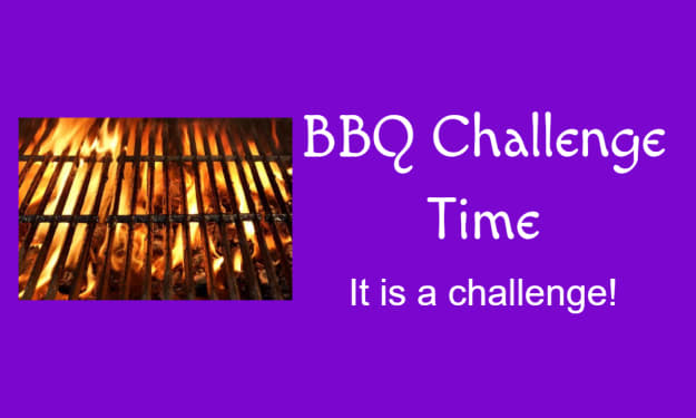 BBQ Challenge Time