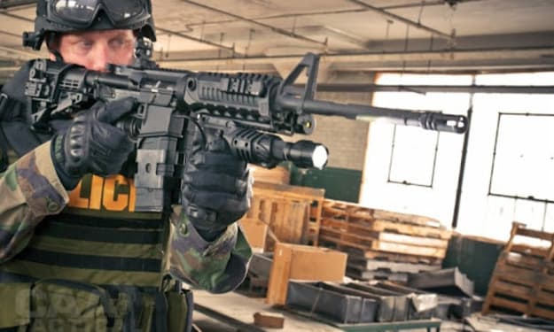 How To Replace AR Handguards With Rails
