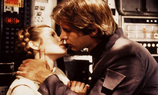 The Most Romantic Lines In 'Star Wars'