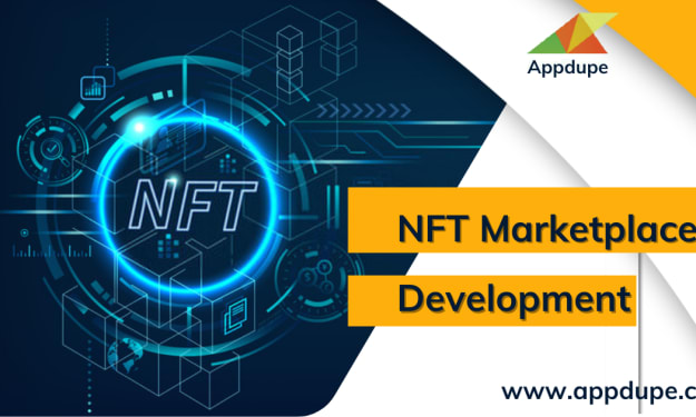 What is the tech stack used to develop an NFT Marketplace?