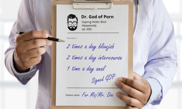 Five Ways to Discover Your Sexual Prescription