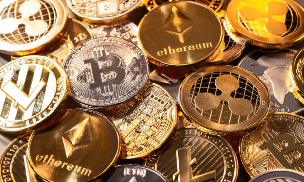 10 different types of crypto