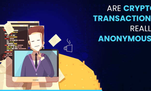 Are Crypto Transactions Really Anonymous?