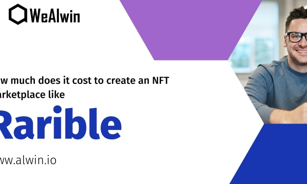 How much does it cost to create an NFT marketplace like Rarible?