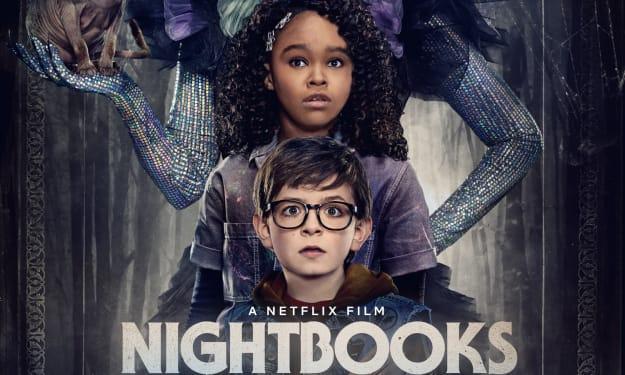"""Nightbooks"" REVIEW"
