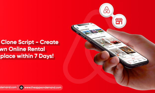Airbnb Clone Script - Create Your Own Online Rental Marketplace within 7 Days!