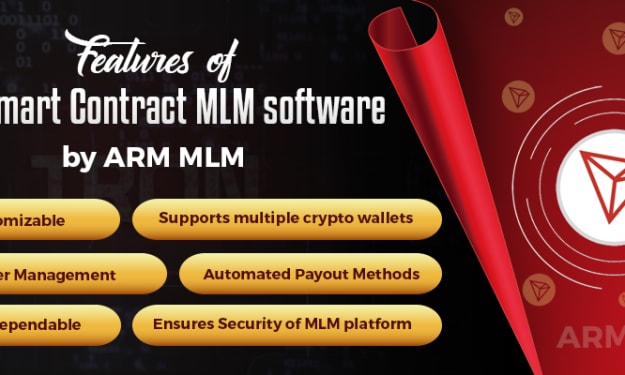 TRON Smart Contract MLM software – Benefits!