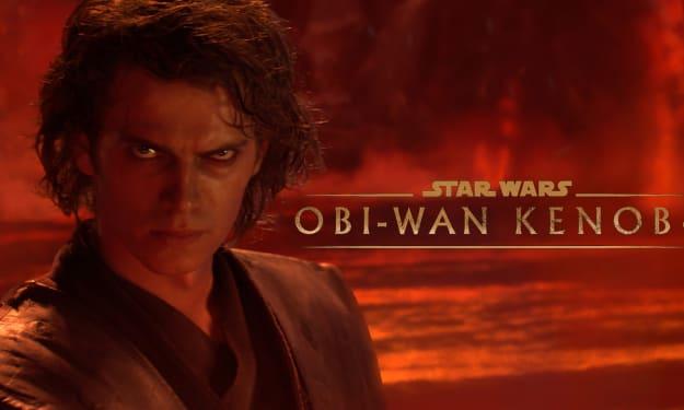 Hayden Christensen Shows Off 'Obi-Wan Kenobi' Production Hat In Photos