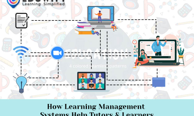 How Learning Management Systems Help Tutors & Learners