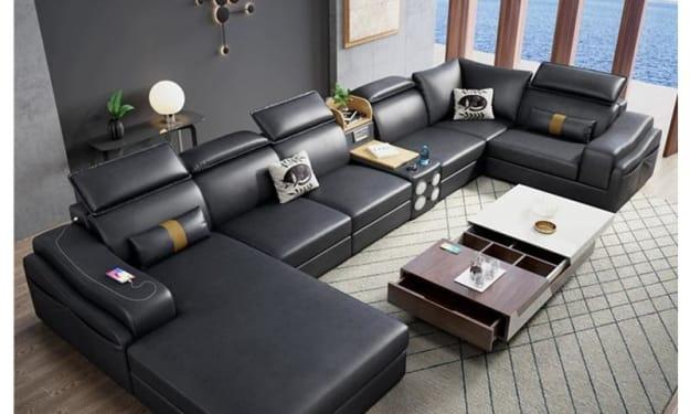 U Shape Sofa Designs