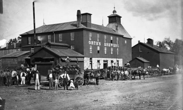 The History of the John Orth Brewing Co. (1850 - 1890)