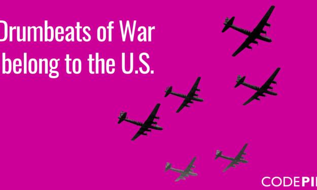 Drumbeats of War belong to the U.S.