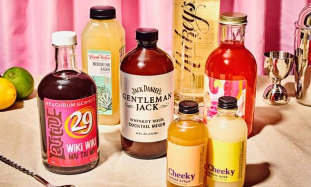 Top 5 Cleanest Cocktail Mixers