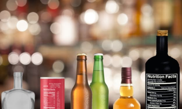 Consumers are in Denial with the Lack of Nutrition Labels on Alcoholic Beverages