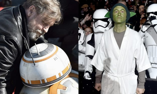 'Star Wars' Featurette Shows Off Cameos You May Have Missed