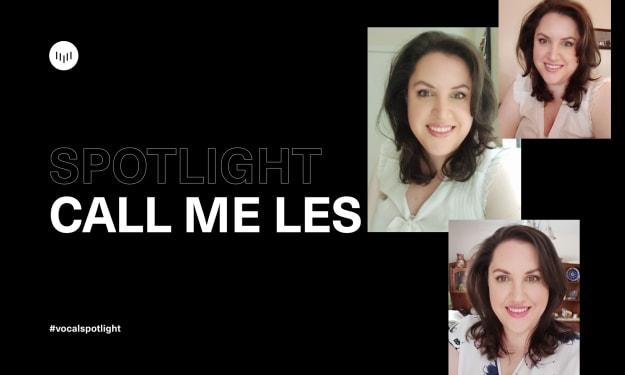 Creator Spotlight: Call Me Les