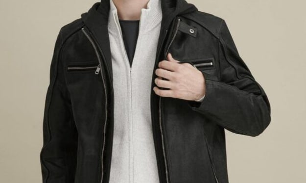 Buy Men's Leather Jackets - Small Ones Look More Chic