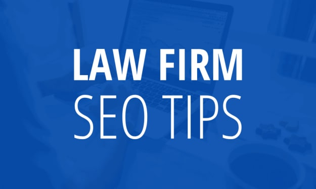 4 SEO TIPS FOR LAW FIRMS (2021)