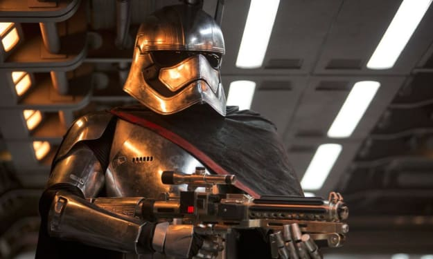 Captain Phasma Is More Interesting Than You Knew
