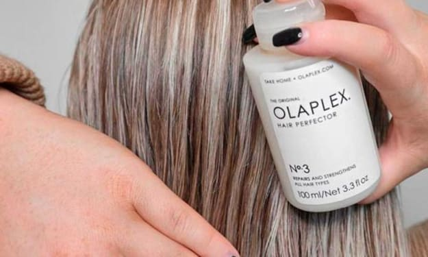 Olaplex At - Home Product Can Silken Your Tresses. The Know-How