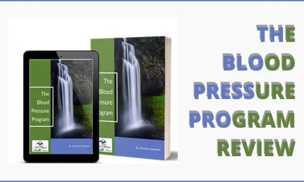 The Blood Pressure Program Review – Does The Blood Pressure Program Work? Scam Or Legit?